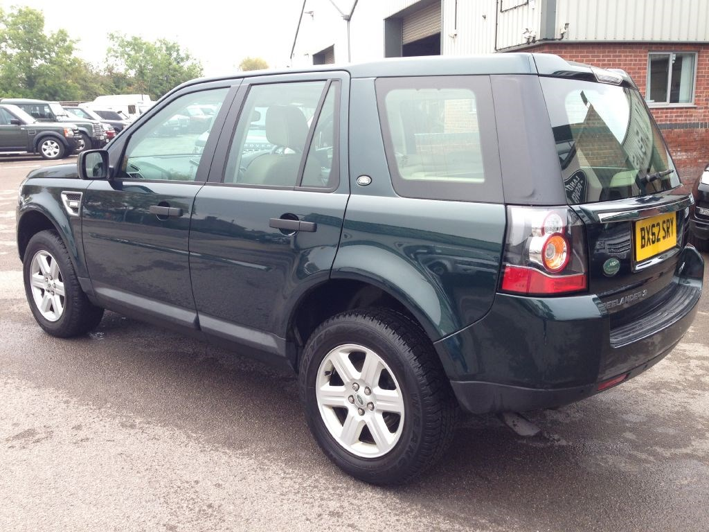 used land rover freelander td4 gs for sale in gloucestershire. Black Bedroom Furniture Sets. Home Design Ideas