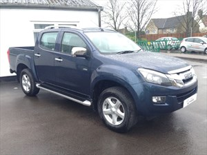 used Isuzu D-Max Utah Double Cab in gloucestershire