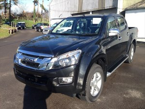 used Isuzu D-Max yukon in gloucestershire