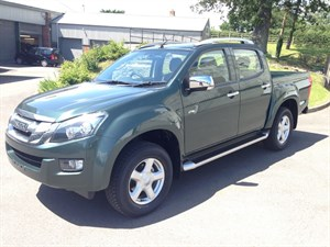 used Isuzu D-Max  Utah Vision Automatic in gloucestershire