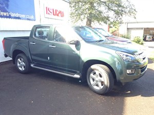 used Isuzu D-Max yukon automatic in gloucestershire