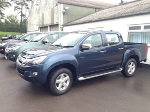 used Isuzu D-Max utah auto in gloucestershire
