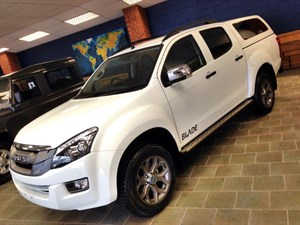 used Isuzu D-Max Blade Special Edition in gloucestershire
