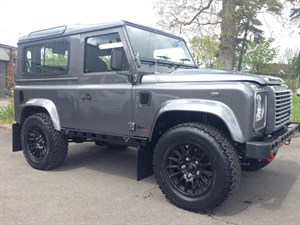 used Land Rover  BOWLER FAST ROAD 90 TD XS STATION WAGON in gloucestershire