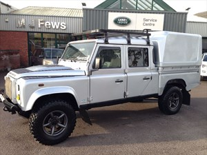 used Land Rover Defender 130 HCPU XLWB DCB in gloucestershire