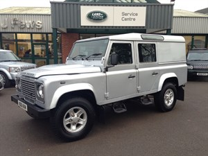 used Land Rover Defender 110 TD COUNTY UTILITY WAGON in gloucestershire