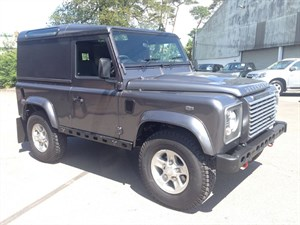 used Land Rover Defender BOWLER 90 XS HARD TOP in gloucestershire