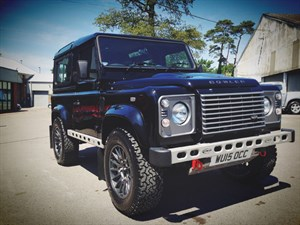 used Land Rover Defender BOWLER  FAST ROAD 90 TD XS STATION WAGON in gloucestershire