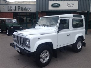 used Land Rover Defender 90 TD COUNTY STATION WAGON in gloucestershire