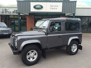 used Land Rover Defender Bowler 90 xs station wagon in gloucestershire