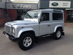 used Land Rover Defender 90 XS STATION WAGON in gloucestershire