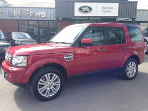 used Land Rover Discovery 4 SDV6 XS in gloucestershire