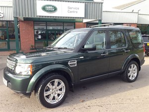 used Land Rover Discovery 4 TDV6 GS in gloucestershire
