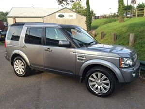 used Land Rover Discovery 4 SDV6 HSE in gloucestershire