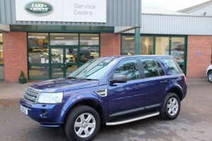 used Land Rover Freelander TD4 GS in gloucestershire