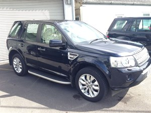 used Land Rover Freelander SD4 XS in gloucestershire