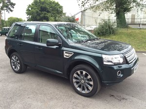 used Land Rover Freelander SD4 HSE LUXURY in gloucestershire