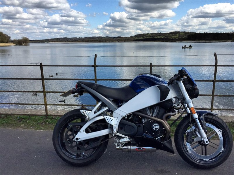 used Buell XB9S LIGHTNING XB9SX LIGHTNING CITY X in gloucestershire