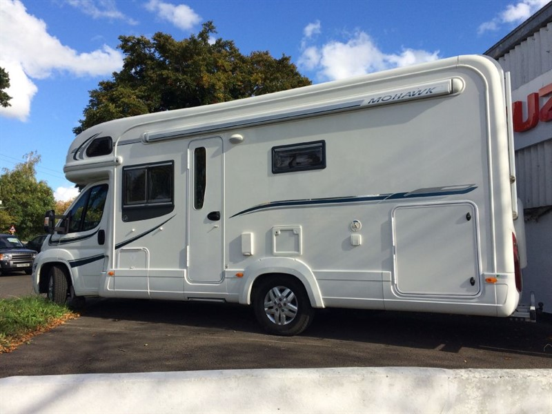 used Fiat Ducato AUTOTRAIL MOHAWK in gloucestershire