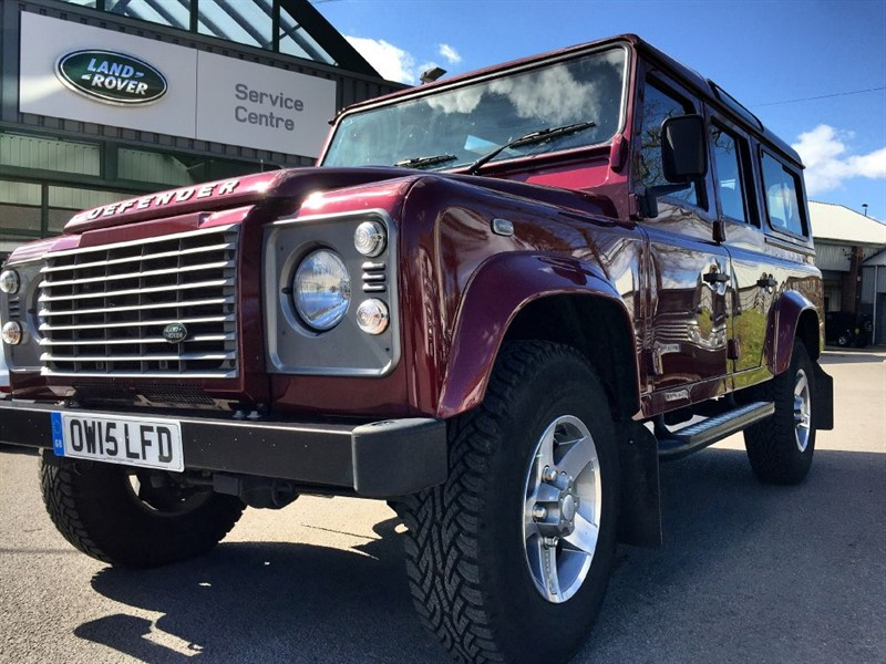 used Land Rover Defender 110 XS Station Wagon in gloucestershire