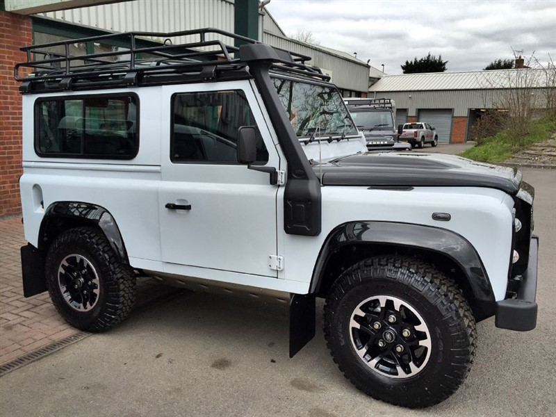 used Land Rover Defender 90 Adventure Final Edition Bowler in gloucestershire