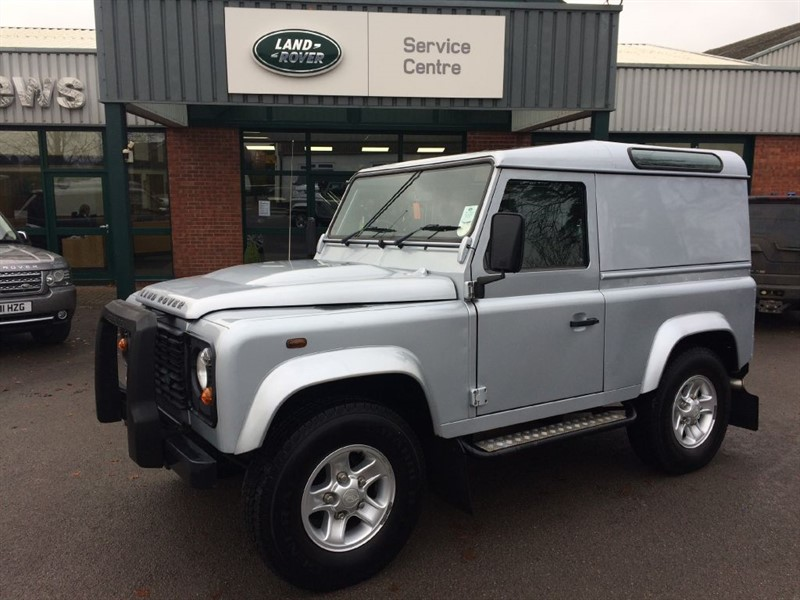 used Land Rover Defender 90 HARD TOP SWB in gloucestershire