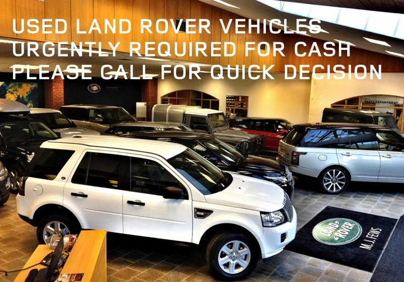 used Land Rover  ALL MODELS PURCHASED FOR CASH         in gloucestershire