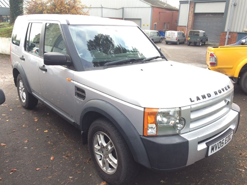 used Land Rover Discovery 3 TDV6 7 SEATS in gloucestershire