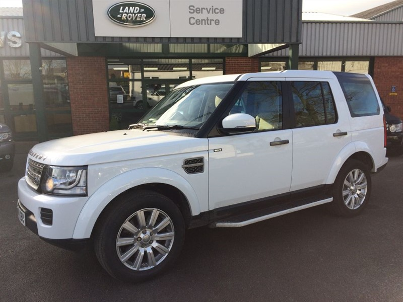 used Land Rover Discovery SDV6 GS in gloucestershire