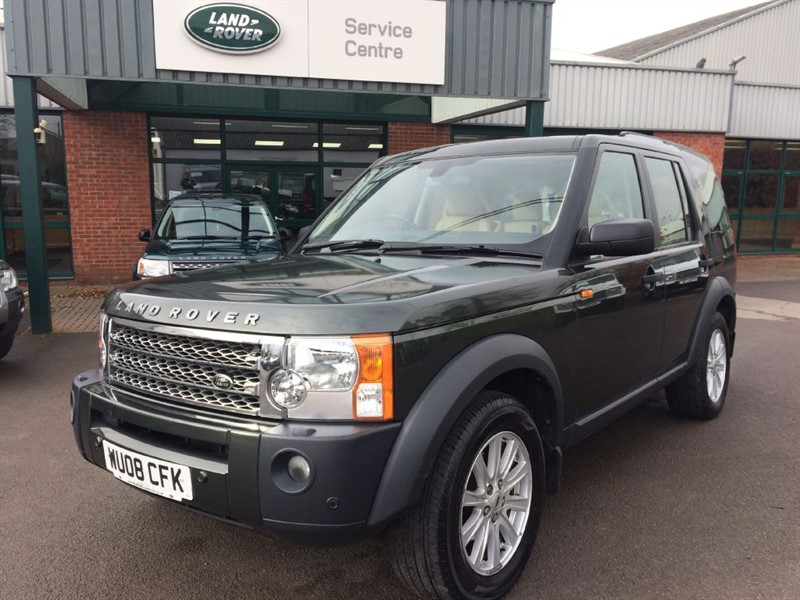 used Land Rover Discovery 3 TDV6 SE in gloucestershire
