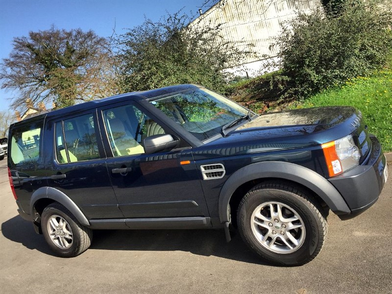 used Land Rover Discovery 3 TDV6 GS in gloucestershire