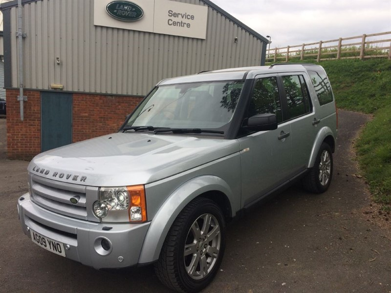 used Land Rover Discovery 3 TDV6 HSE in gloucestershire