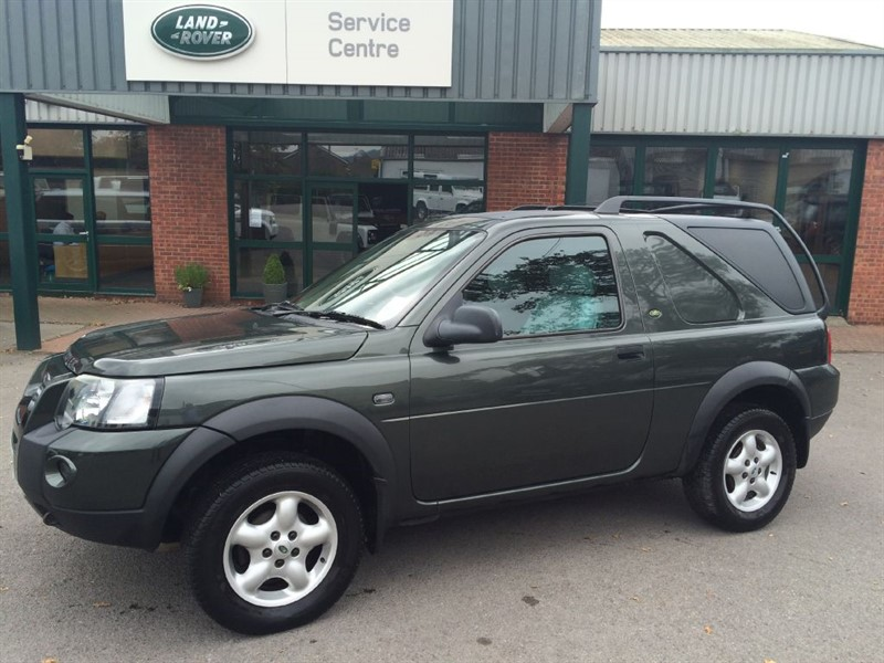 used Land Rover Freelander COMMERCIAL TD4 SWB in gloucestershire