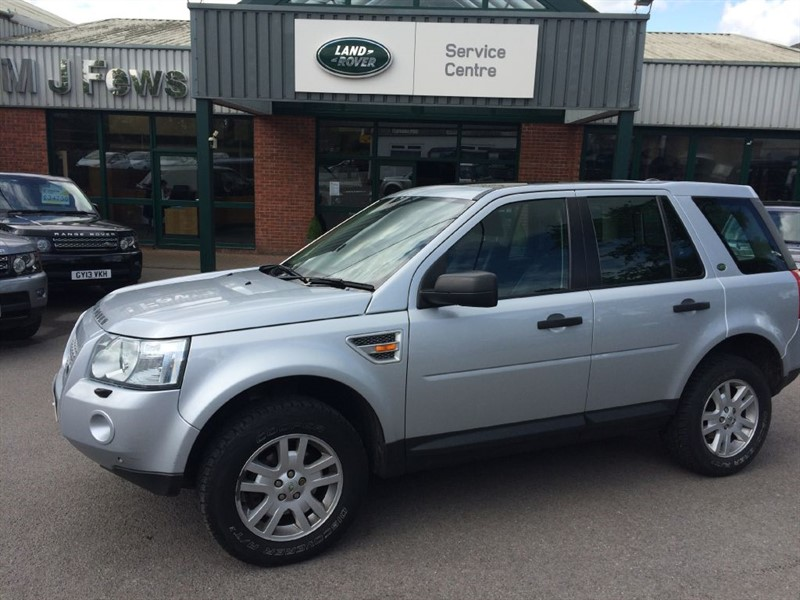 used Land Rover Freelander TD4 SE in gloucestershire