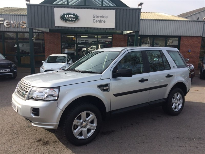 used Land Rover Freelander TD4 S in gloucestershire