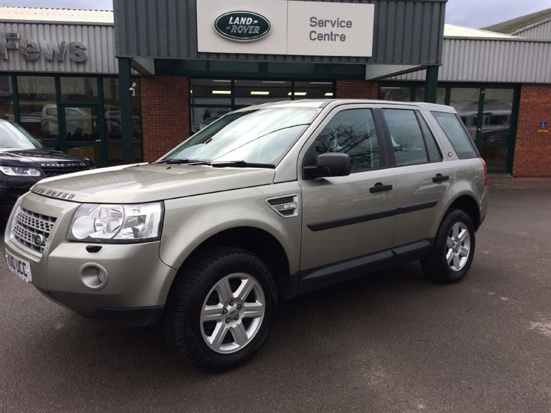 used Land Rover Freelander TD4 E GS in gloucestershire