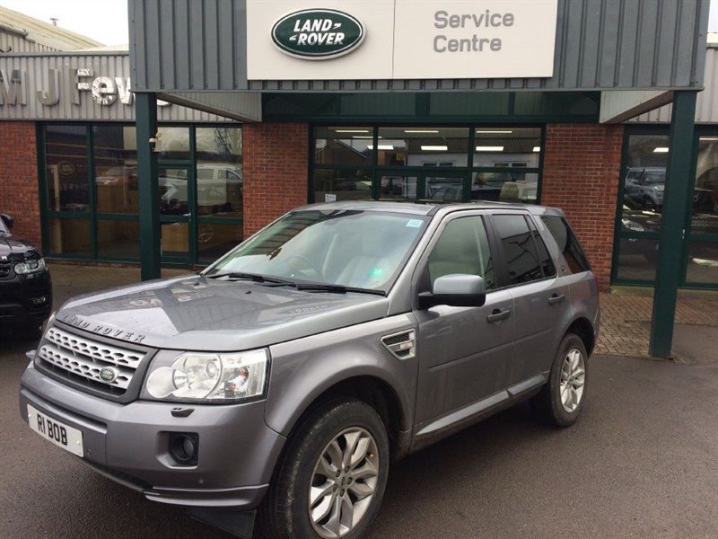 used Land Rover Freelander SD4 HSE in gloucestershire