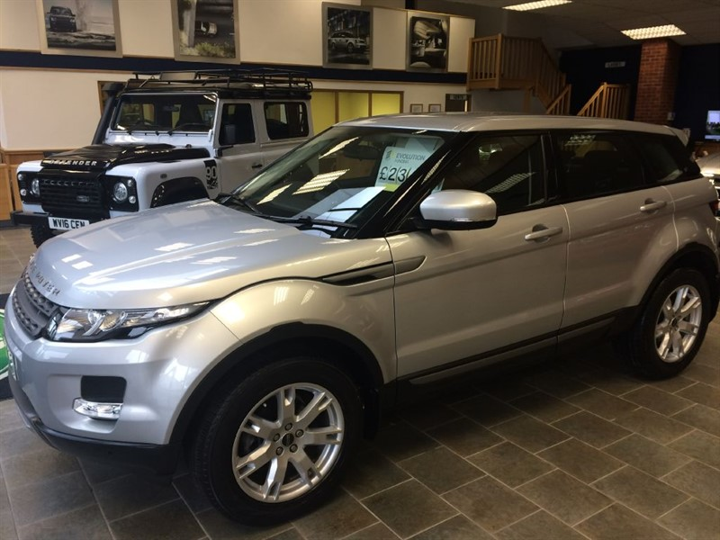 Used Land Rover Range Rover Evoque For Sale In Charfield
