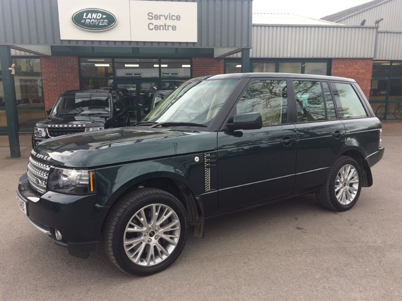 used Land Rover Range Rover TDV8 WESTMINSTER in gloucestershire