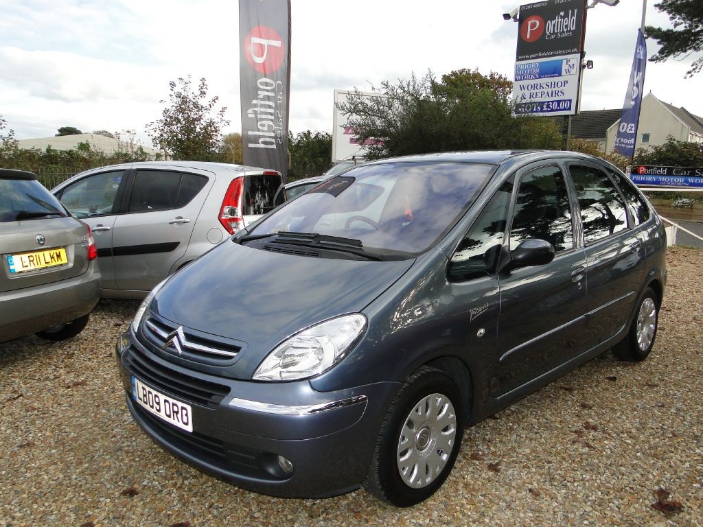 citroen xsara picasso1 6 desire 5dr mpv manual for sale. Black Bedroom Furniture Sets. Home Design Ideas