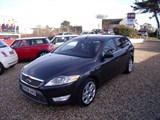 Ford Mondeo 20 TDCi Titanium X Estate