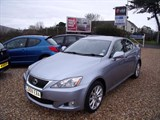 Lexus IS 220d SE 4dr 6 Speed Manual