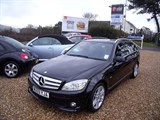 Mercedes-Benz C180 Kompressor Blue Efficiency AMG Sport Auto Tip