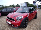 MINI Paceman 16 Cooper S ALL4 3dr 6 Speed