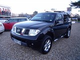 Nissan Pathfinder 25 dCi Sport 4x4 7 Seater 6 Speed