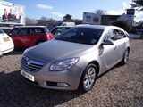 Vauxhall Insignia 20 CDTi SRi Estate 6 Speed