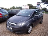 Vauxhall Zafira 18 Exclusive 7 Seater MPV