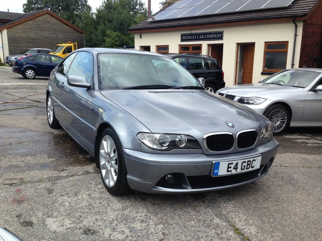 bmw 3 series 320 cd se diesel coupe 2005 only 1 owner for. Black Bedroom Furniture Sets. Home Design Ideas