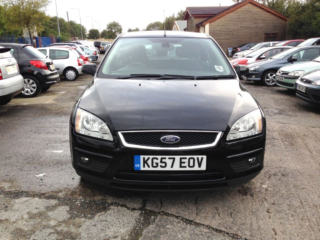 2007 Ford Focus 20 Tdci Wagon Related Infomationspecifications 2002 Se Liter Dohc 16valve Zetec 4 Cylinder To View A Larger Imageclick Images Of This