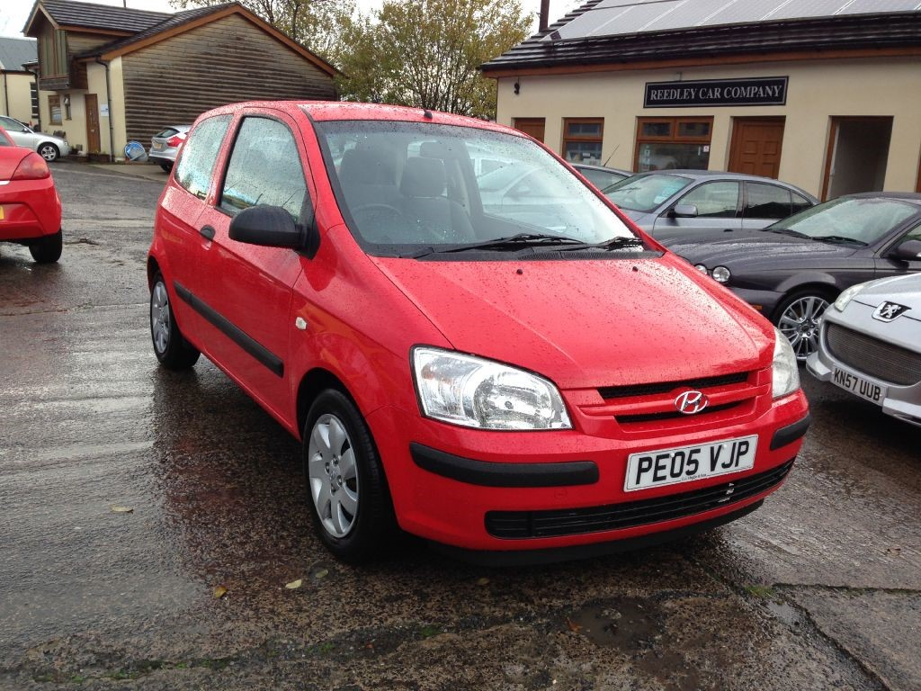 hyundai getz gsi 2005 only 40460 miles for sale in accrington blackburn. Black Bedroom Furniture Sets. Home Design Ideas